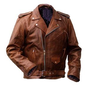 chaquetas de cuero marlon brando