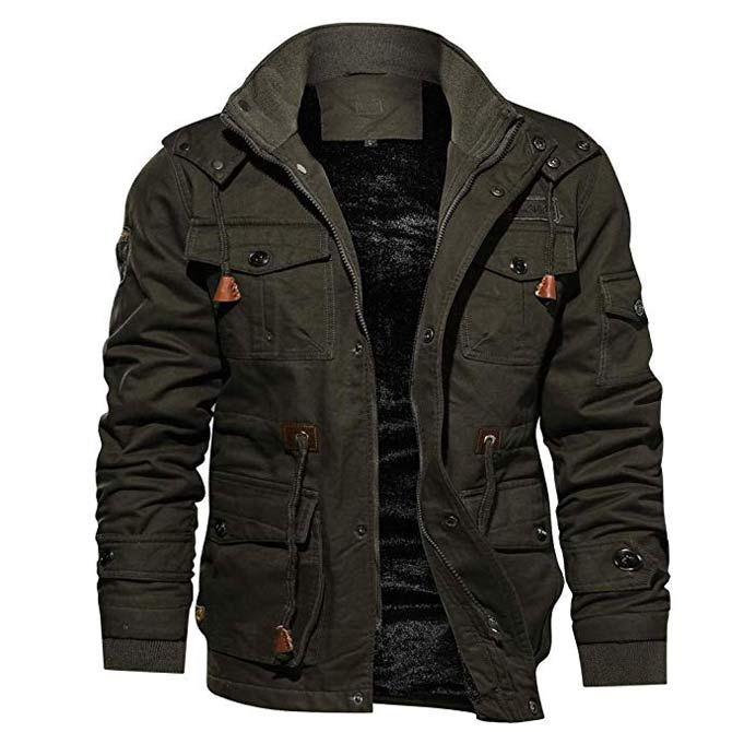 abrigos y chaquetas hombre outlet